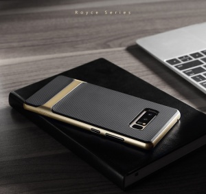 Ốp silicon chống sốc ROCK ROYCE CASE Galaxy Note 8